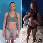 Laura warren Inspiring Fitness Personal Trainer profile image.