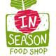 In Season Food Shop logo