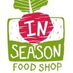 In Season Food Shop profile image.