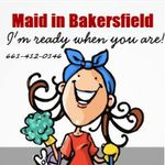 Maid in Bakersfield profile image.