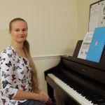Piano tutor Kadri Ottas  profile image.
