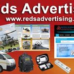 Reds Advertising profile image.
