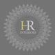 HR Interiors logo