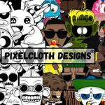 Pixel Cloth Designs profile image.