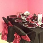 Glitz and Gloss Pamper Parties & Events profile image.
