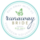 Runaway Bride Destination Weddings logo