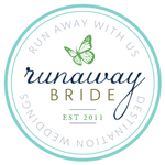 Runaway Bride Destination Weddings profile image.