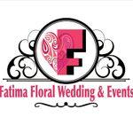 Fatima Floral Wedding & Events profile image.