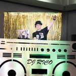 Dj Rico Entertainment profile image.