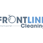 Frontline Cleaning profile image.