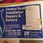 DF Plumbing & Heating profile image.