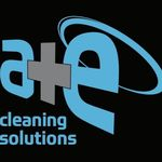 A&E Cleaning Solutions Ltd profile image.