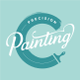 Precision Painting logo