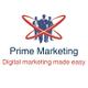 Prime Marketing logo