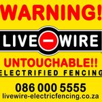 LIVE WIRE Electric Fencing profile image.