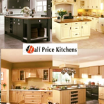 Half Price Kitchens profile image.