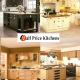 Half Price Kitchens logo