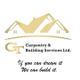 GTCarpentry and Building Services Ltd logo