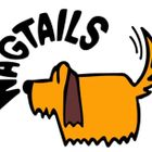 Wagtails with Louis logo