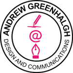 Andrew Greenhalgh Design and Communications profile image.