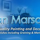 Alan Marsden Decorators logo