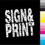Sign & Print profile image.