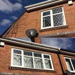 SJ Window Cleaning profile image.