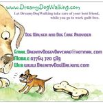 Dreamydogwalking.com profile image.