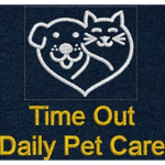 Time Out  Daily Pet Care profile image.