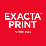 Exacta Print ltd profile image.