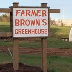 Farmer Brown's Greenhouse profile image.