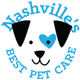 Nashville's Best Pet Care logo