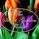 The Secret Garden Florist, Axbridge logo