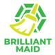 Brilliant Maid logo