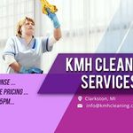 KMH Cleaning Services profile image.