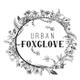 Urban FoxgLove Garden Design logo