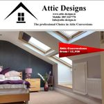 Attic designs profile image.