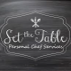 Set The Table Personal Chef Services logo