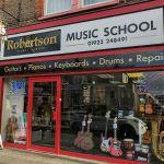Robertson Music profile image.
