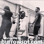 Burrows Fitness and Nutrition  profile image.