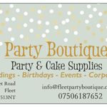 Fleet Party Boutique profile image.
