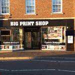 Big Print Shop profile image.