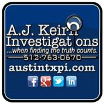 A.J. Keirn Investigations profile image.