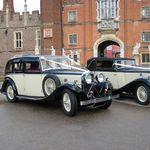 Gold Wedding Cars profile image.