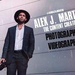 Alex J. Martin profile image.