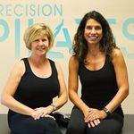 Precision Pilates profile image.