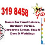 Starlight Games & DJ Services profile image.