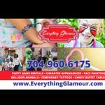 Everything Glamour Party Entertainment profile image.