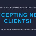 Total Balance Bookkeeping profile image.