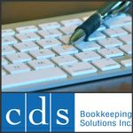 CDS Bookkeeping Solutions Inc. profile image.